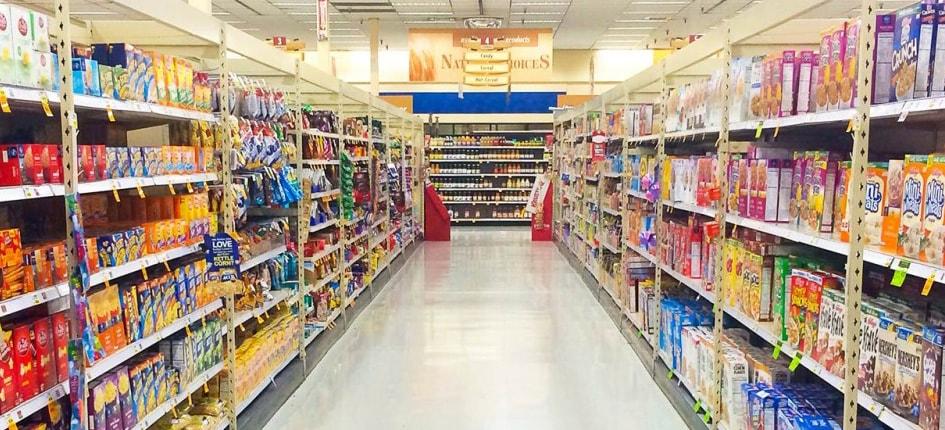 حسابداری فروشگاه مواد غذایی
